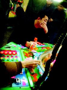 出境赌博取证难