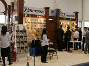 Emerson的展厅