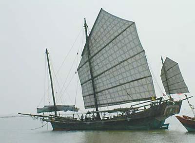 小船的折法 步骤 图解