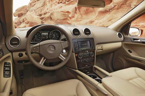 05北美车展:奔驰发布新一代M级SUV(组图)
