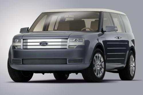 2005北美车展:福特发布Fairlane概念车