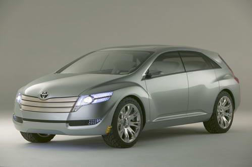 2005北美车展:丰田发布FT-SX概念车(图)