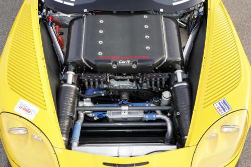 2005北美车展:雪佛兰发布C6R赛车!(图)
