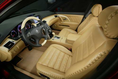 2005北美车展:阿库拉发布RL-A规格概念车