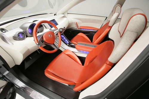 2005北美车展:阿库拉发布RD-X概念车(图)