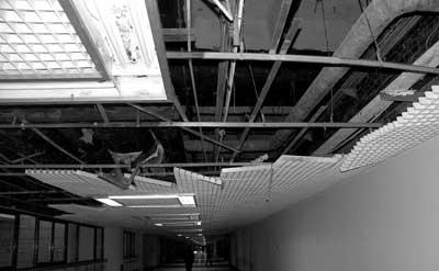 吊顶神器内部结构