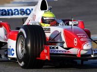 F1车队新年测试(图)