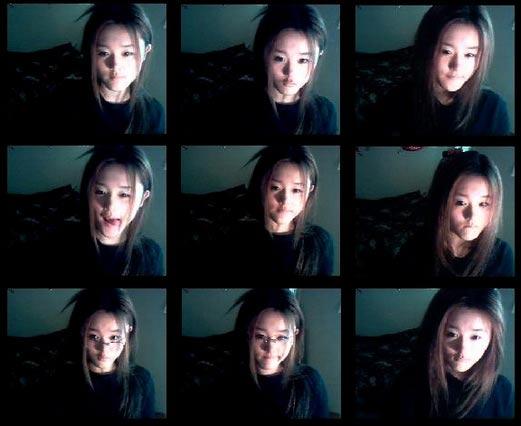组图:十大经典视频美女