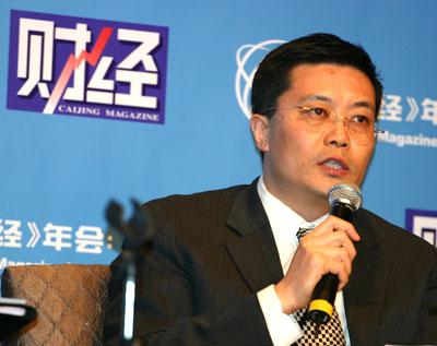 图:美通公司总裁王维嘉