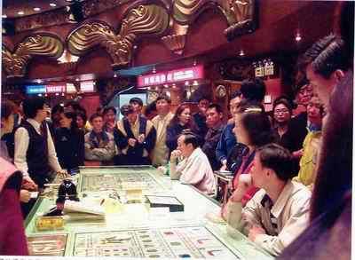 境外赌场吸引着大批中国赌客