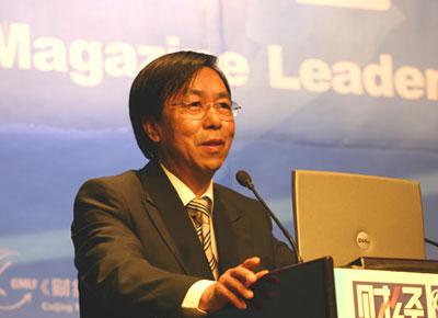图:大众中国执行副总裁张绥新