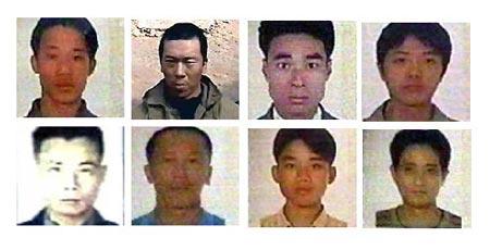 据报道在伊被挟持的8名中国公民22日获释(图)