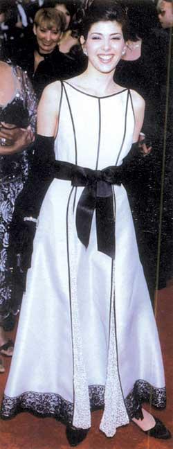 奥斯卡引领服装时尚(组图)