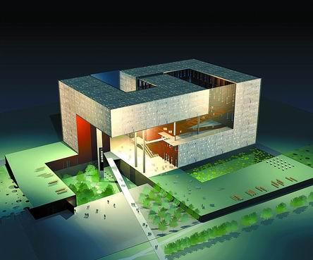 新廣州圖書館設計方案公示:你中意哪種模樣?
