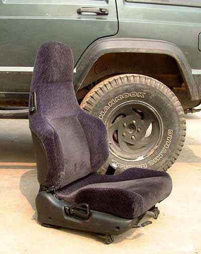 自己动手 神清气爽 D.I.Y.小切改装座椅