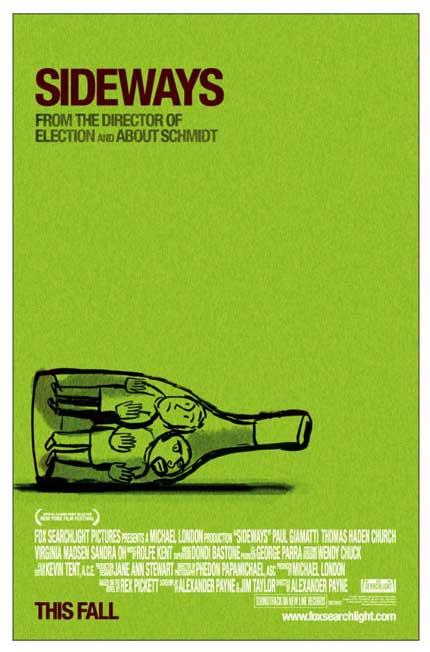奥斯卡最佳电影候选:《杯酒人生》