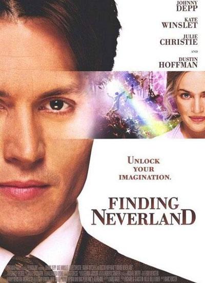 奥斯卡最佳电影候选:《寻找梦幻岛》