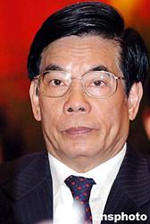 图:卢钟鹤辞去广东省人大常委会主任职务