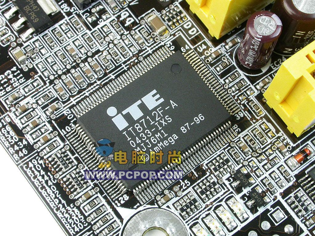 二总线芯片电路图