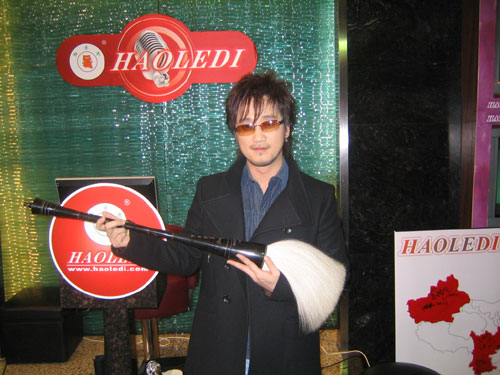 """图文:""""HAOLEDI男人海洋""""上海赛区-7"""