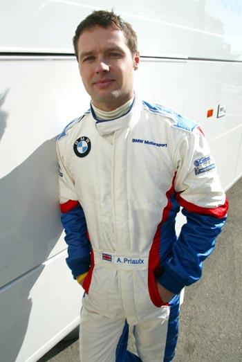 欧洲房车冠军为威廉姆斯试车 成为宝马签约车手