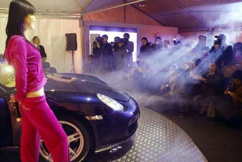 保时捷第二代Boxster国内面市 车价下降9%
