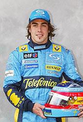 F1车手费尔南多-阿隆索资料