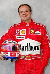 F1车手鲁本-巴里切罗完全资料