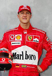 F1车手迈克尔-舒马赫完全资料