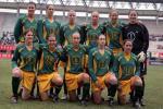 图文:中国3-0澳大利亚 澳大利亚队首发阵容