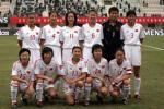 图文:中国3-0澳大利亚 中国队首发阵容