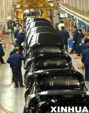 长安福特慢热中国市场 2004年销售仅5万辆