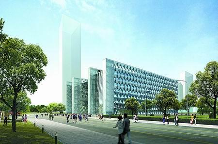 据了解,广州图书馆新馆建筑设计国际邀请竞赛委员会近日组织召开了