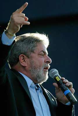 比基尼胖女郎损国家形象 巴西总统带头减肥(图)