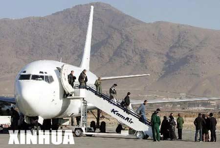 阿富汗私人航空公司官员披露飞机失踪前详情