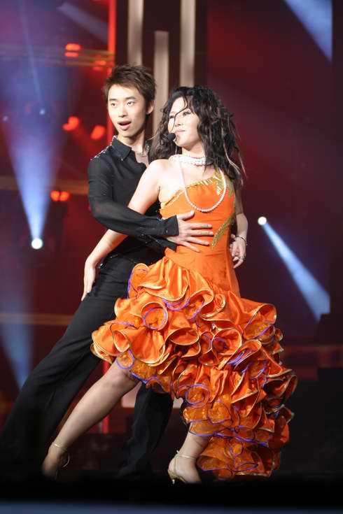 图文:2005年复赛选手―韩国选手金英景
