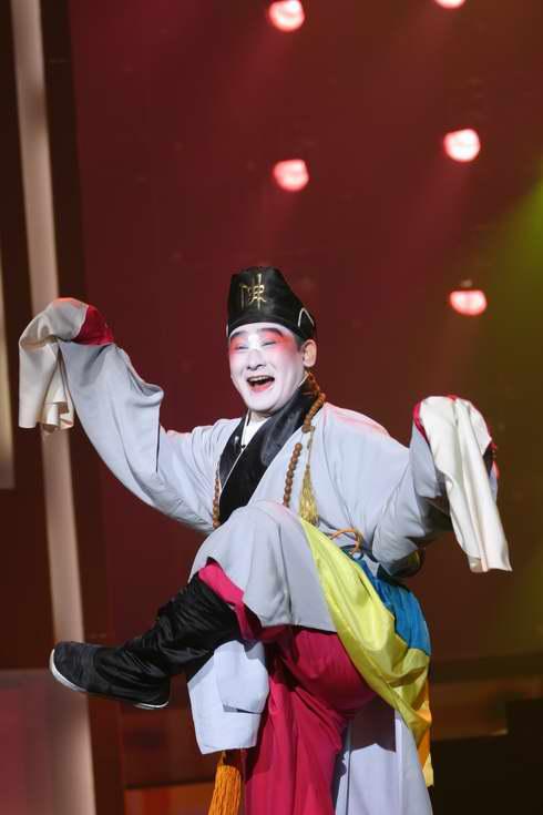 图文:2005年复赛选手―日本的金川谅