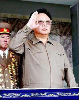 金正日63岁生日 朝鲜举行盛大庆典(图)