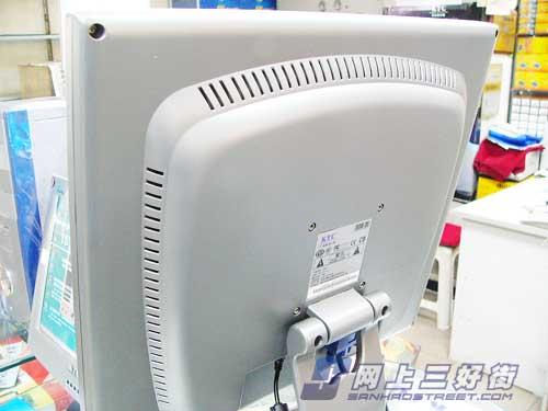 四优合一 ktc17寸液晶显示器仅2299元!
