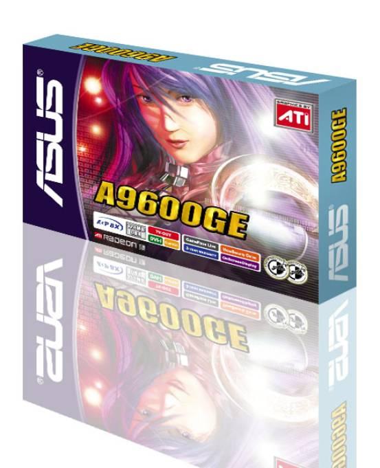 游戏显卡中端新贵:华硕A9600GE/TD发布(图)