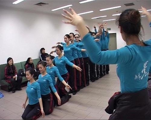 新闻会客邰丽华 舞在无声世界的千手观音(图)