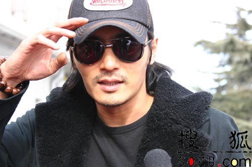 张东健为陈凯歌《无极》配音 用汉语打造角色