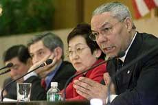2002年日美安保磋商会议
