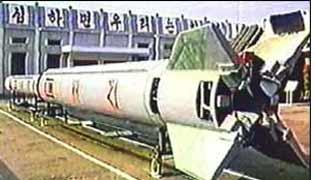 美国估计:朝鲜至少拥有8颗核弹(组图)