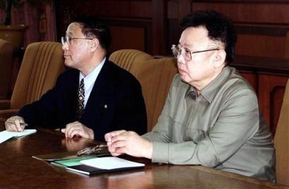 金正日会见王家瑞 朝方立场未变愿意回到谈判桌