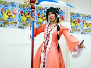 广州动漫展最美的COSPLAY美眉的美女诞生图片