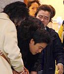 李恩珠遗体被送往医院