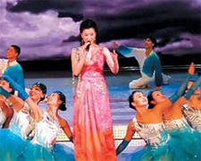 2005春节晚会宋祖英