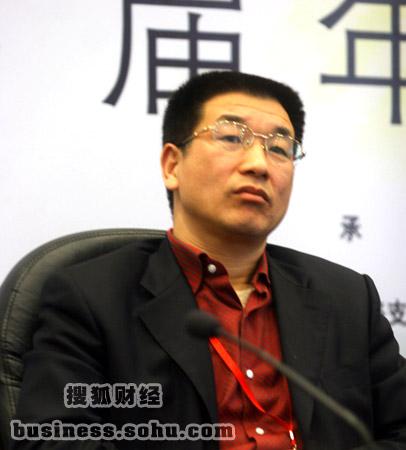 图:长甲集团董事长赵长甲