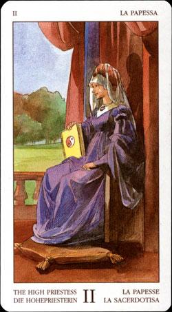 文艺复兴牌 女祭司